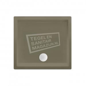 Xenz Society 90x90x12 cm douchebak acryl klei mat
