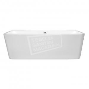 Xenz Marina 180x80x60 cm vrijstaand bad wit glans