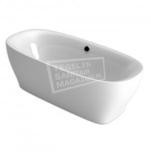 Xenz Daan 180x80x60 cm vrijstaand bad wit glans